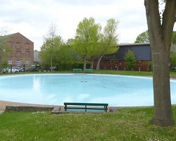 Congleton Paddling Pool