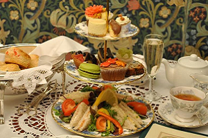 Afternoon Tea at Davenports Tea Rooms