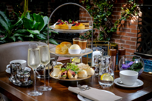 Afternoon Tea at Grosvenor Pulford Hotel & Spa, Chester
