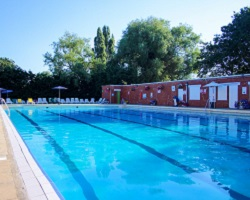 Nantwich Outdoor Pool
