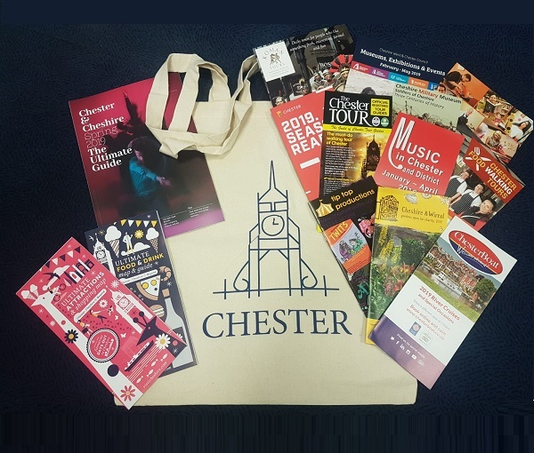 Chester & Cheshire Welcome Pack