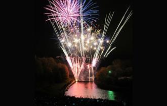 Anderton Fireworks Spectacular