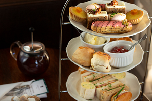 Afternoon Tea at Crewe Hall Hotel