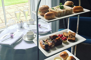Afternoon Tea at Mottram Hall, Macclesfield