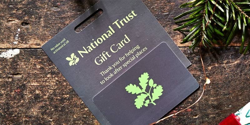 The National Trust Gift Card