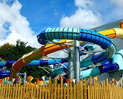 Splash Zone at Gulliver's World
