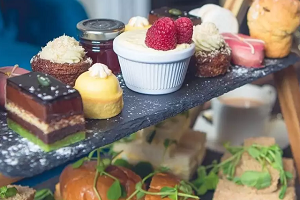 Afternoon Tea at the Townhouse Chester