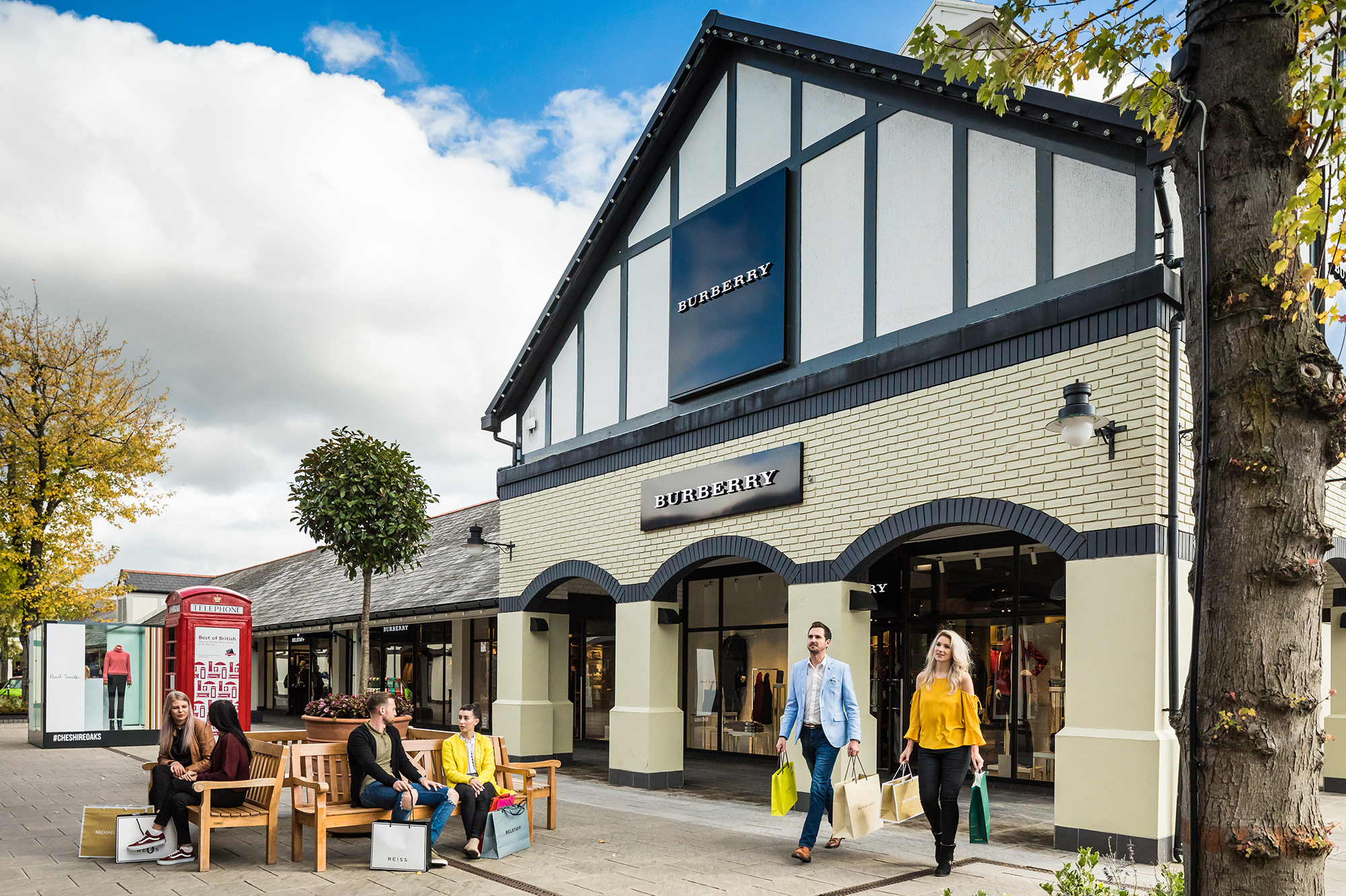 Cheshire Oaks Designer Outlet - Visit Cheshire