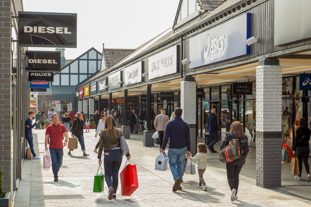 Cheshire Oaks Designer Outlet Visit Cheshire