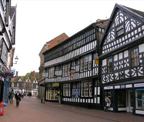 Nantwich at Play