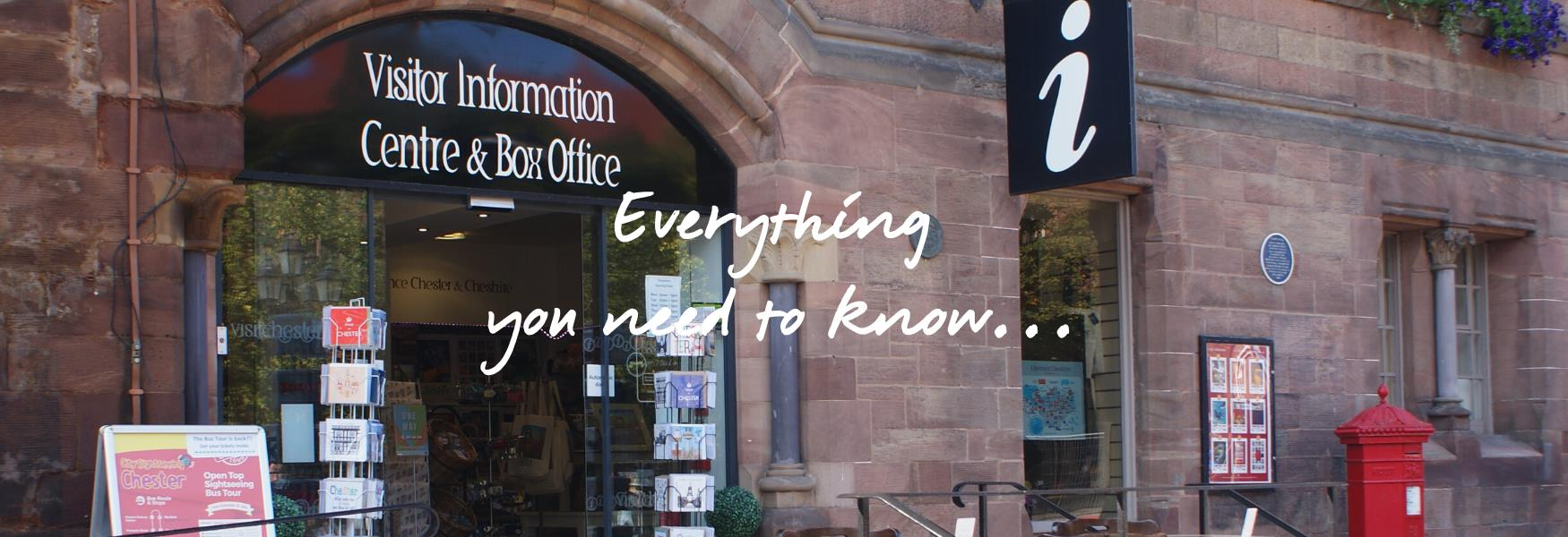 Cheshire Visitor Information