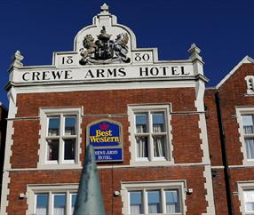 BEST WESTERN Crewe Arms Hotel |