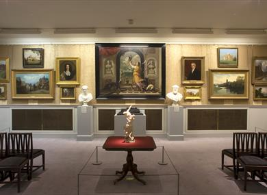 Grosvenor Museum, Art Gallery