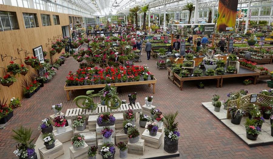 Garden Bents Garden Centre