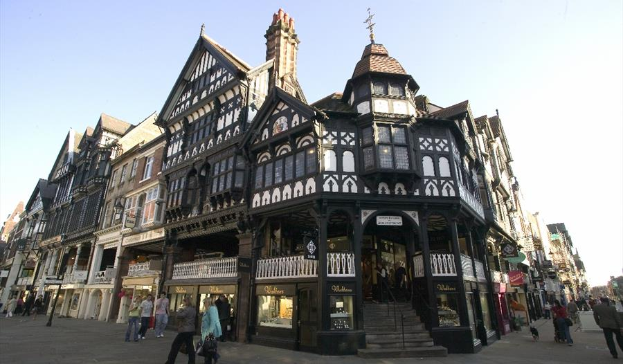 the chester tour visit cheshire