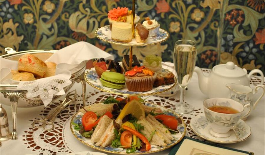 Davenports Tea Room Northwich Visit Cheshire