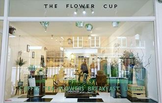 The Flower Cup