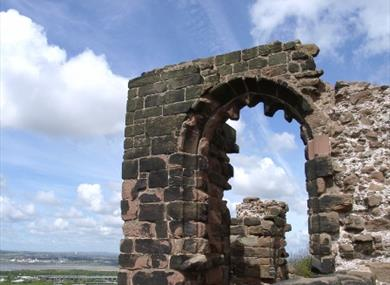Tower at Halton Castle