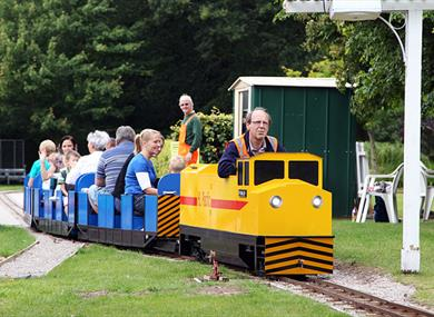High Legh Miniature Railway