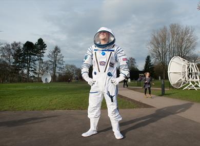 Learn about Astrophysics at Jodrell Bank Discovery Centre