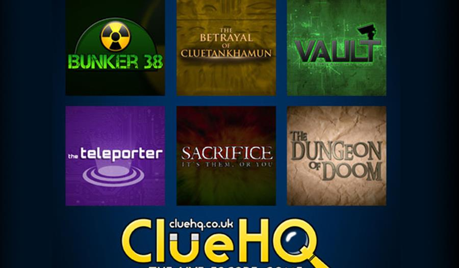Clue Hq Visit Cheshire