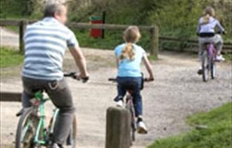 Cycle the Whitegate Way and Weaver Parkway