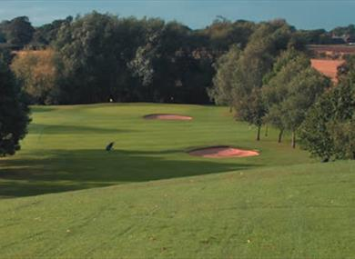 Alvaston Hall Golf Course