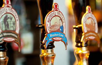 The Brewery Tap in Chester offers a wide selection of best cask ales