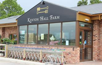 Kenyon Hall Farm Shop
