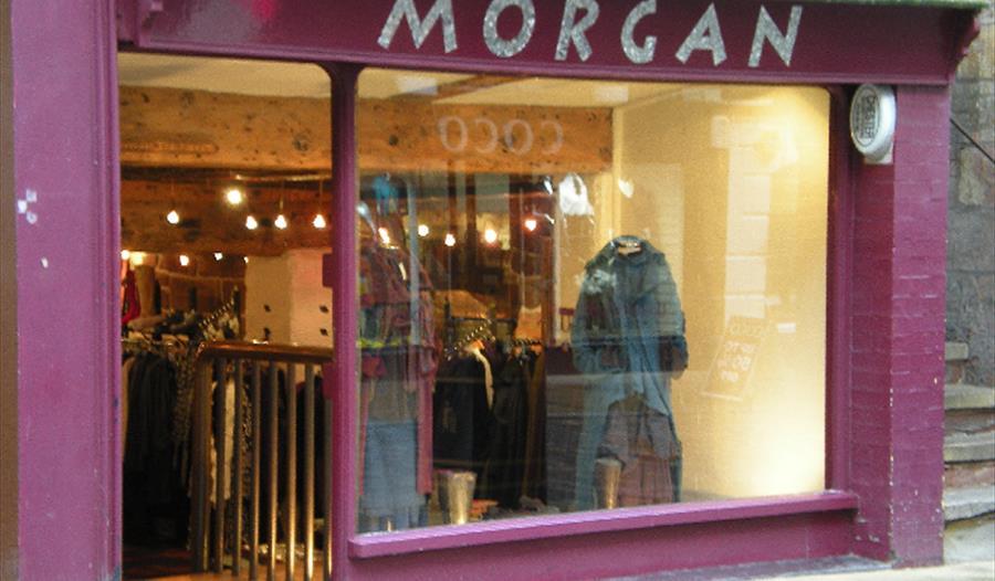 952c1057f Morgan Ladieswear - Chester - Visit Cheshire