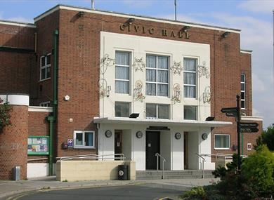 Nantwich Civic Hall