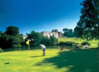shrigley hall golf