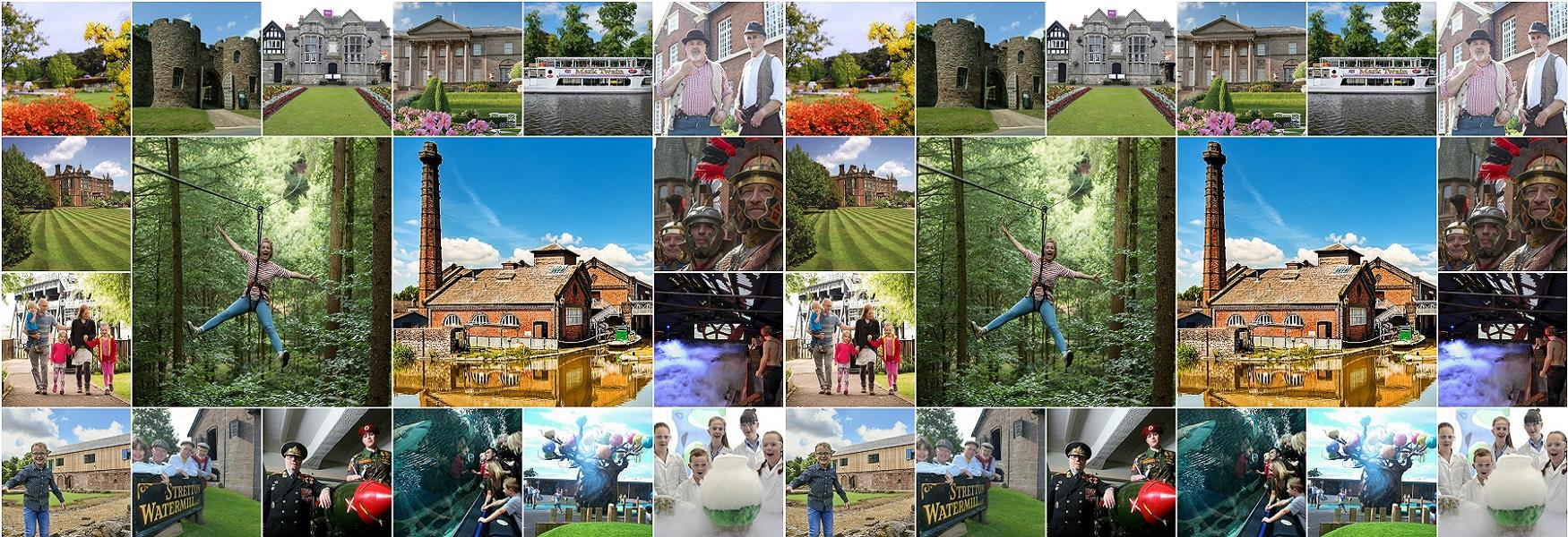Download discount vouchers for Cheshire attractions