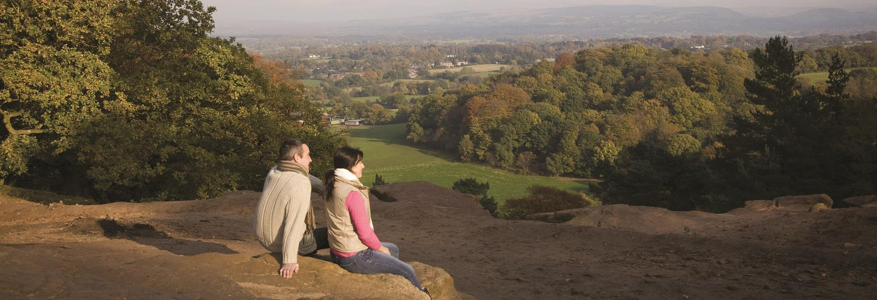 Discover Cheshire's Peak District