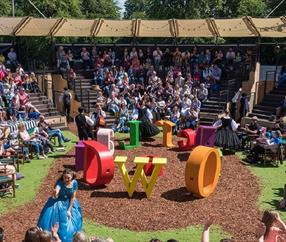 Grosvenor  Park Open Air Theatre |