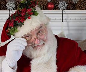 Where to see Santa in Cheshire |
