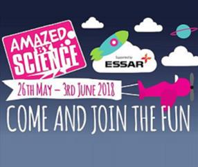 Thumbnail for Amazed by Science Festival