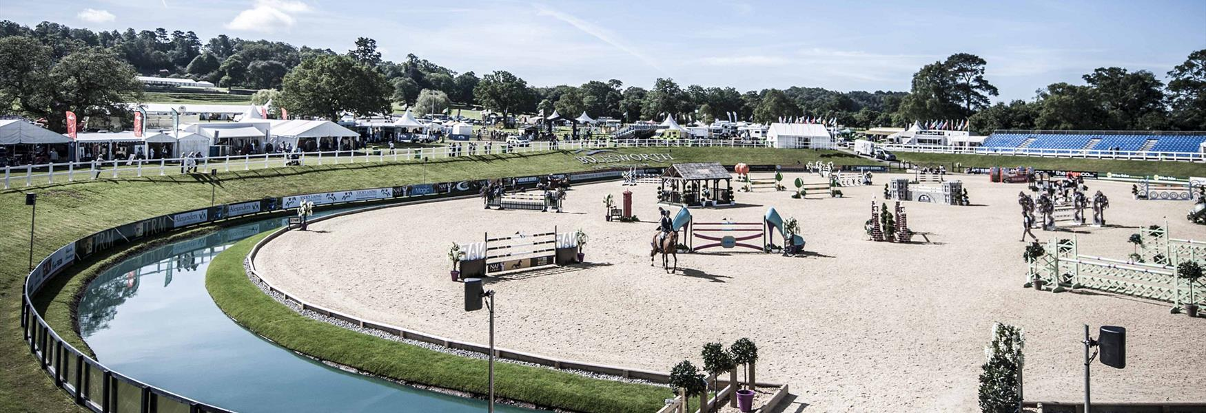 The Equerry Bolesworth International Horse Show
