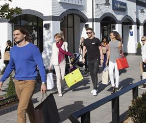 Cheshire Oaks Designer Outlet |