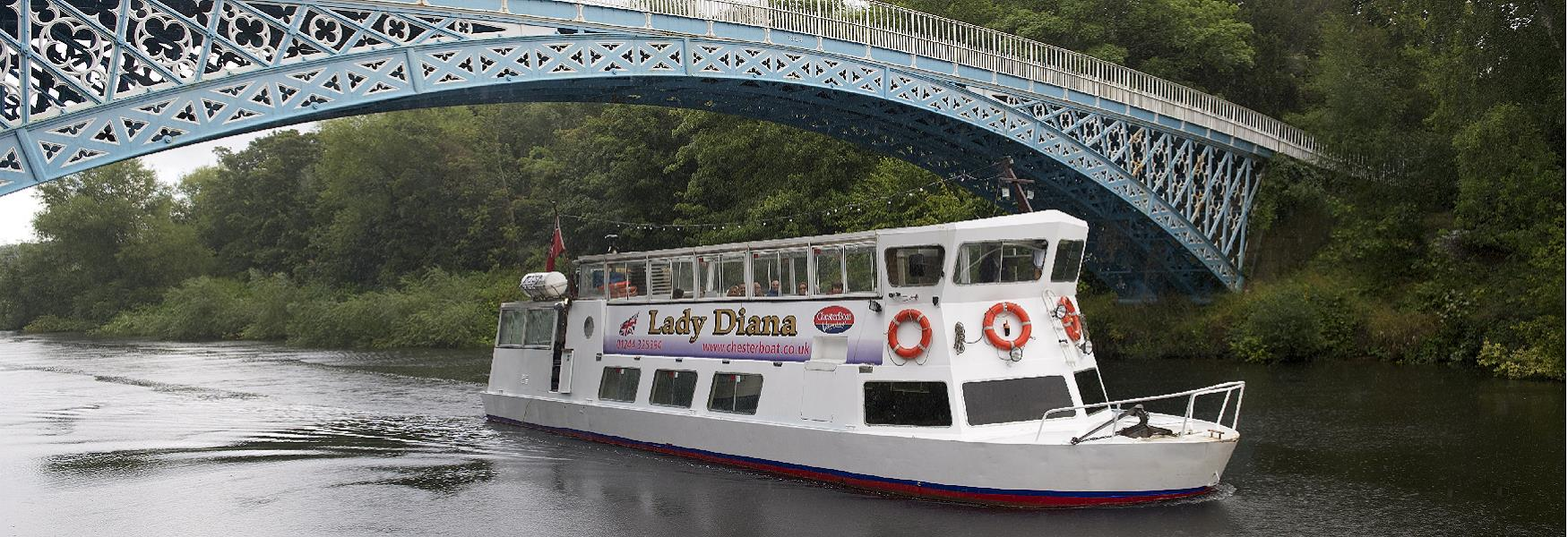ChesterBoat - Sightseeing River Cruises