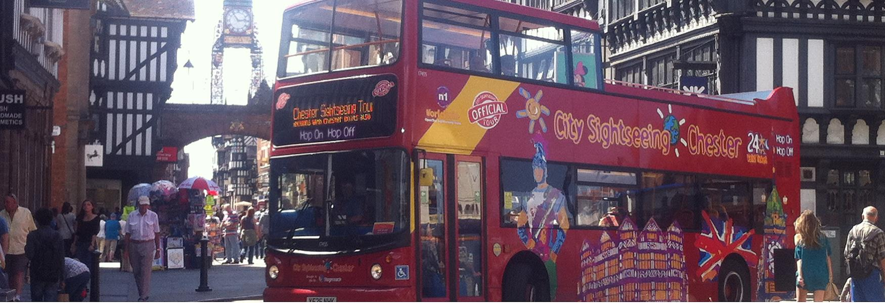 City Sightseeing Tours