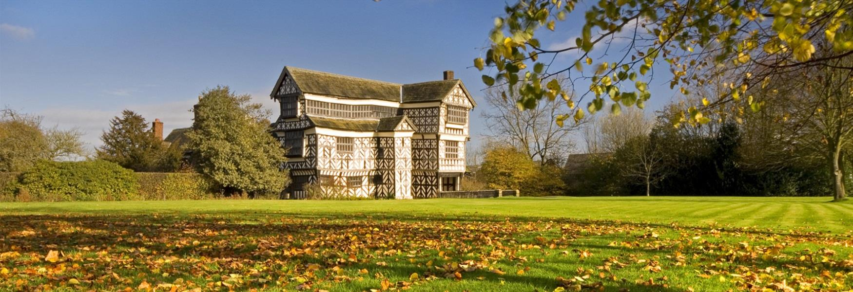 Little Moreton Hall (NT)