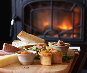 Celebrate British Pub Grub in #perfectcheshire