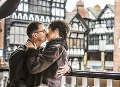 A Romantic Weekend in Chester