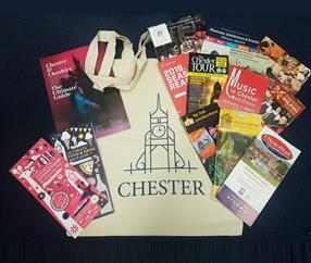 Order your Chester & Cheshire Welcome Pack |