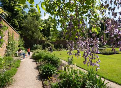 Gardens, Hare Hill Garden, attraction, visitcheshire, cheshire