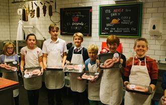 Young Butcher's Club