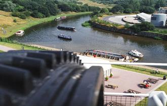 Top of the World Tours at Anderton Boat Lift