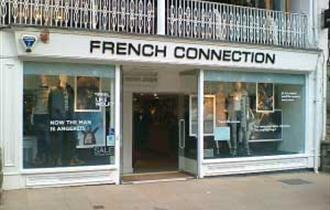French Connection exterior