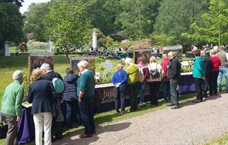 Spring Plant Hunters' Fair at Cholmondeley Castle Gardens